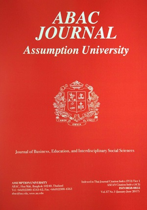 ABAC Journal