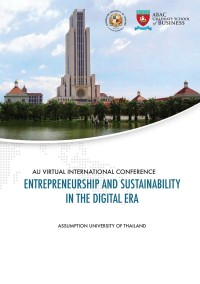 AU Virtual International Conference Entrepreneurship and Sustainability in the Digital Era